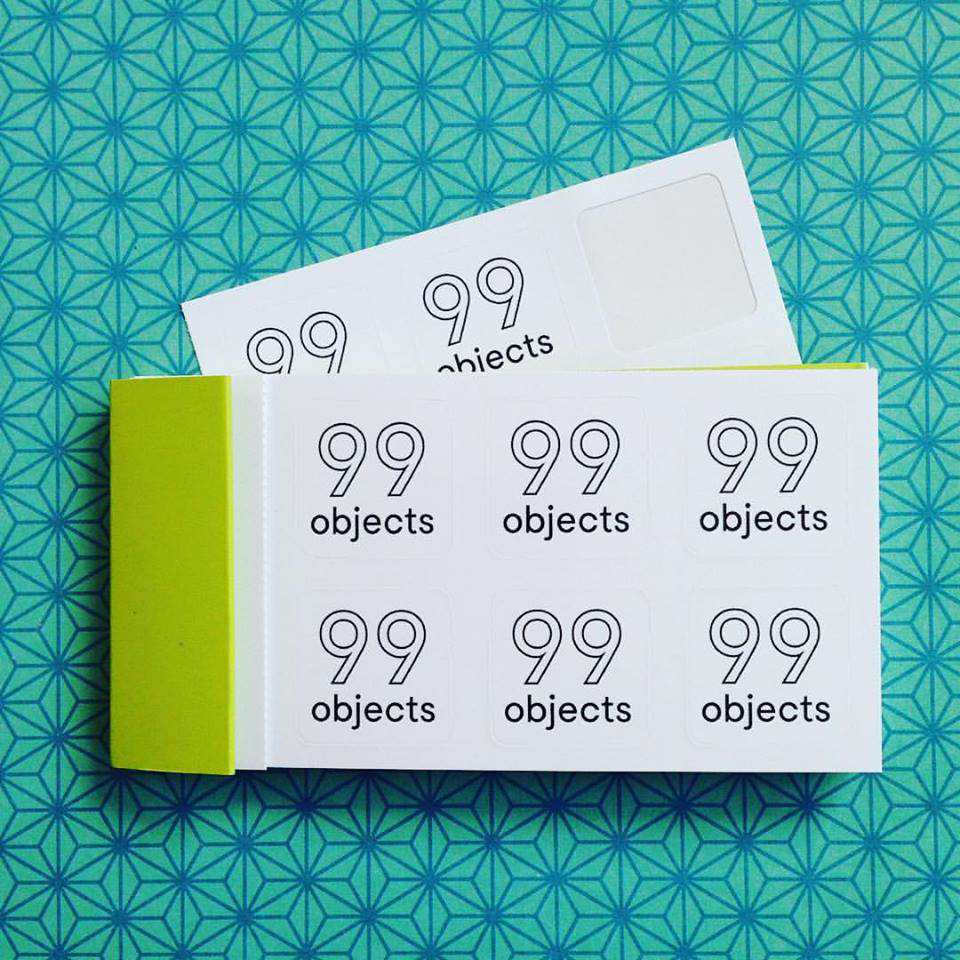 99 objects