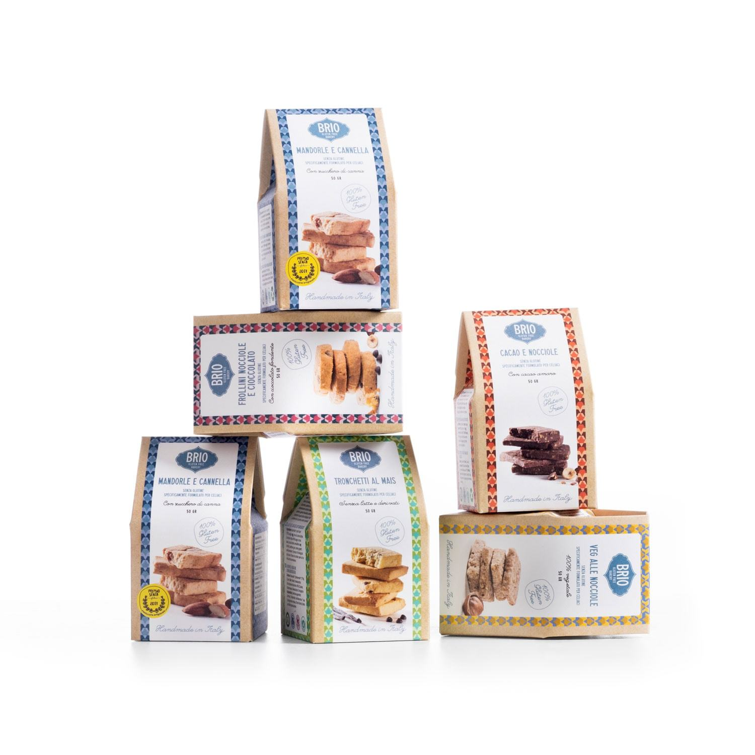 Pack 50 Gr Composizione
