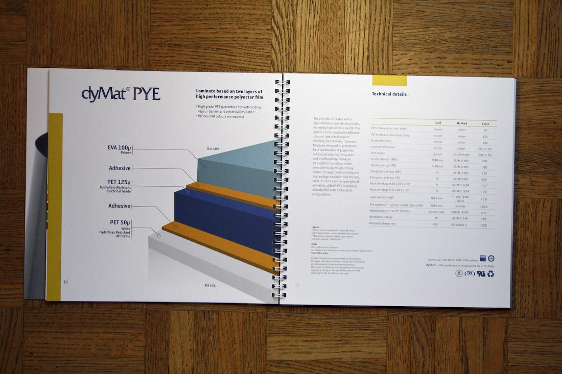 Brochure Coveme Photovoltaic