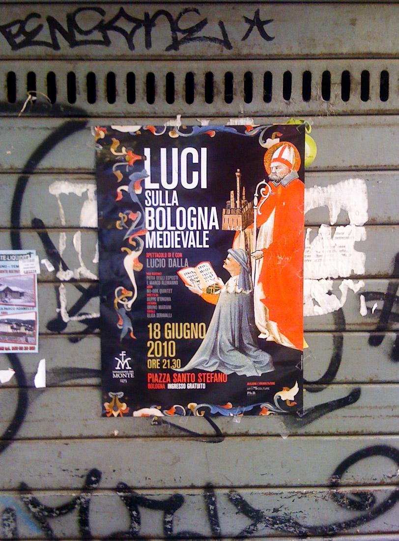 Luci sulla Bologna medievale