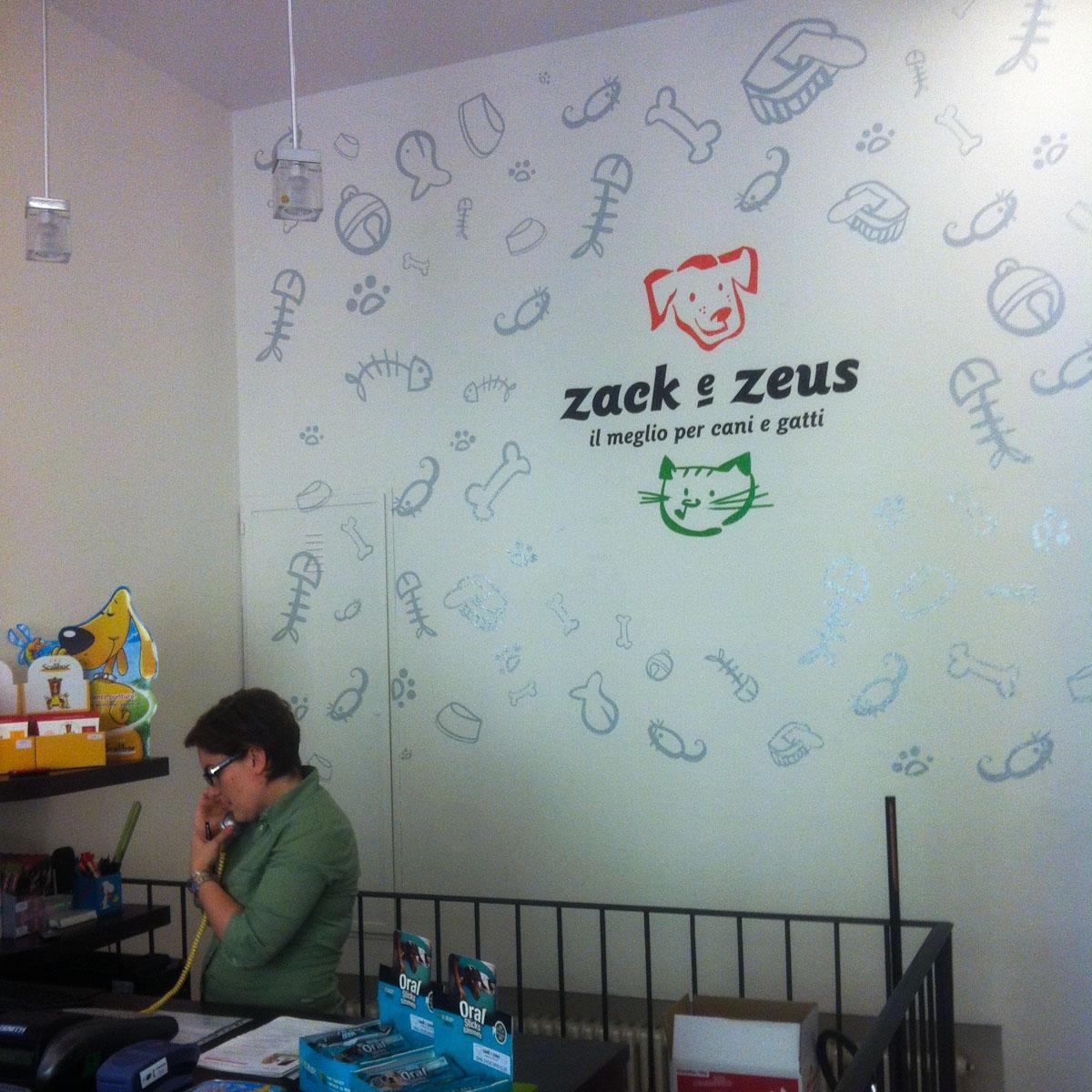 Zack e Zeus